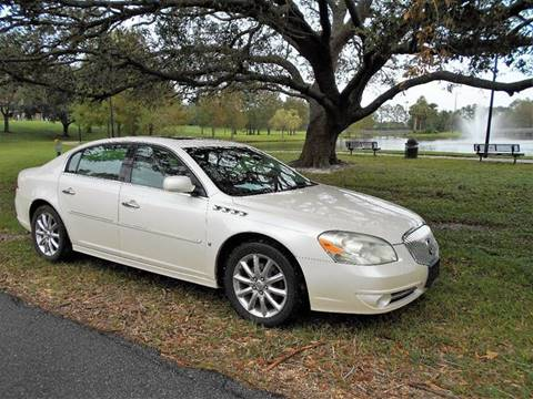 2010 Buick Lucerne for sale in Orlando, FL