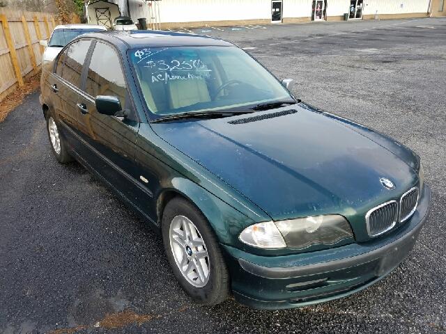 2000 BMW 3 Series 323i 4dr Sedan - Greenville SC