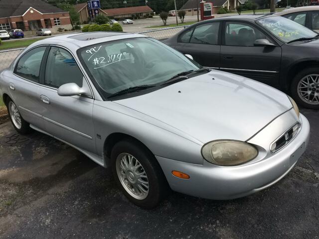 1999 Mercury Sable LS 4dr Sedan - Greenville SC