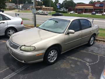 1998 Chevrolet Malibu for sale in Greenville, SC