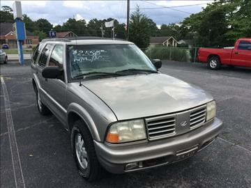 2000 Oldsmobile Bravada for sale in Greenville, SC