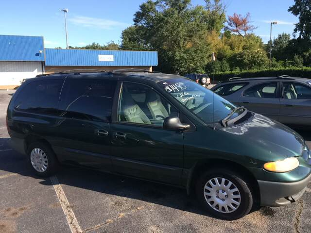1999 Dodge Grand Caravan 4dr SE Extended Mini-Van - Greenville SC
