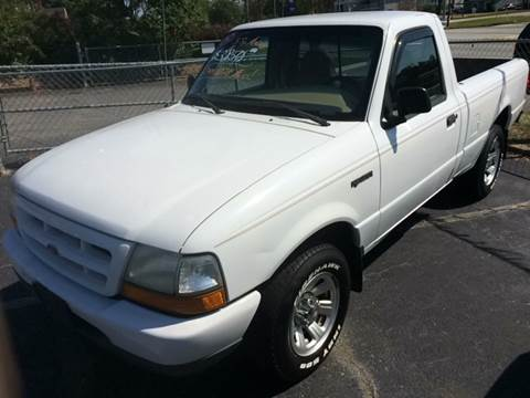 2000 Ford Ranger for sale in Greenville, SC