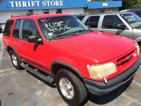1995 Ford Explorer for sale in Greenville, SC