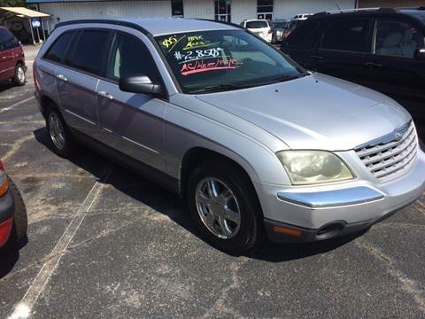 2005 Chrysler Pacifica for sale at MIRACLE HILL AUTO SALES in Greenville SC