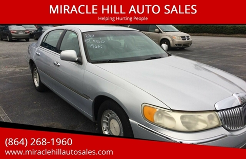 Miracle Hill Auto Sales Used Cars Greenville Sc Dealer