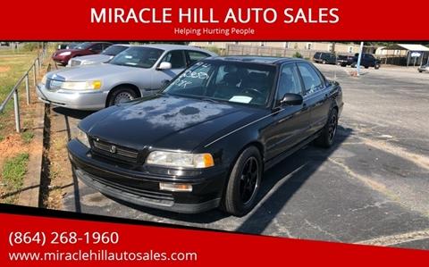 1994 Acura Legend for sale in Greenville, SC