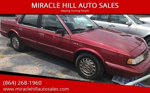 1996 Oldsmobile Ciera for sale in Greenville, SC