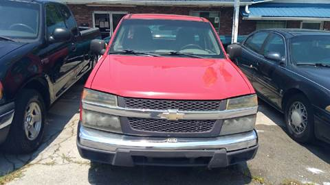 2006 Chevrolet Colorado for sale in Lenoir City, TN