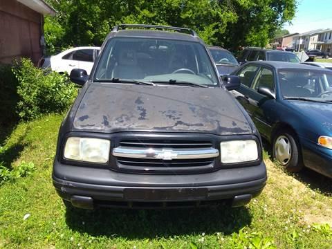2003 Chevrolet Tracker for sale in Lenoir City, TN