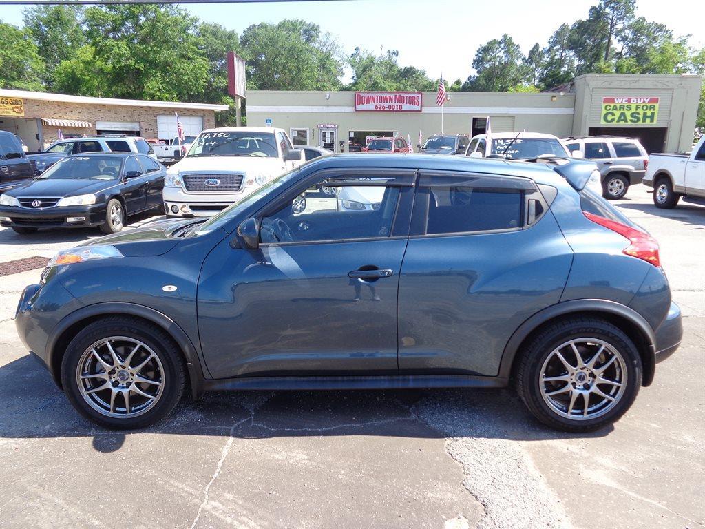 2011 Nissan JUKE S 4dr Crossover - Milton FL