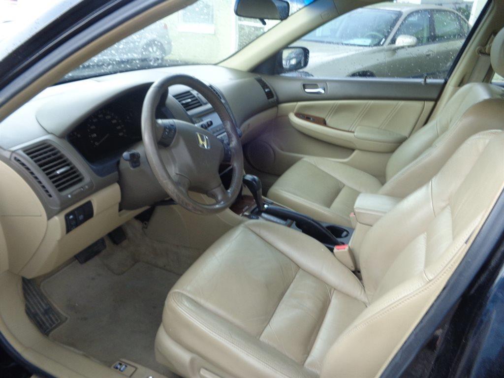 2007 Honda Accord EX-L V-6 4dr Sedan (3L V6 5A) - Milton FL