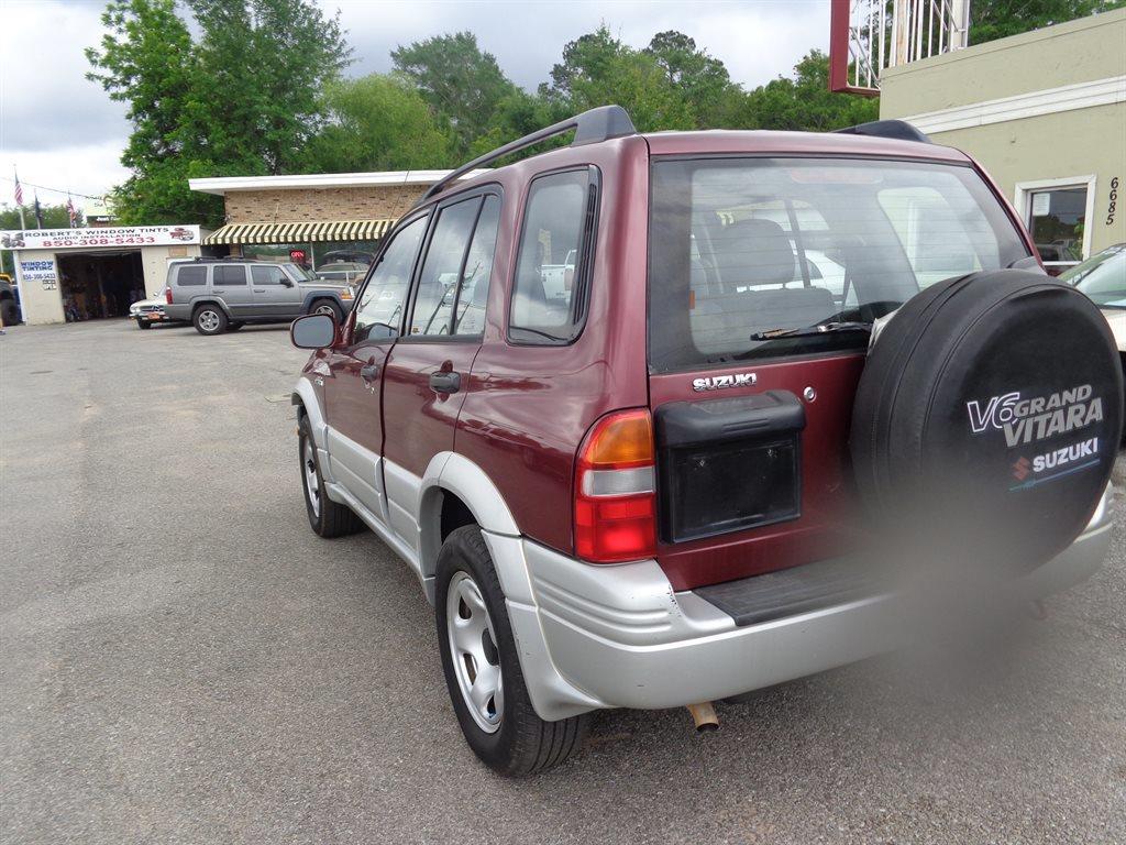 2000 Suzuki Grand Vitara 4dr JLX 4WD SUV - Milton FL