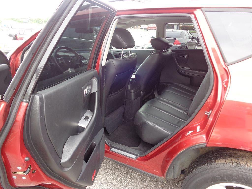 2007 Nissan Murano SL 4dr SUV - Milton FL