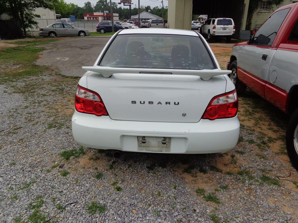 2004 Subaru Impreza AWD 2.5 RS 4dr Sedan - Milton FL