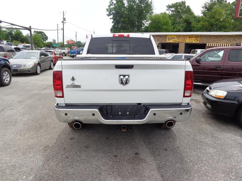 2012 RAM Ram Pickup 1500 4x2 SLT 4dr Crew Cab 5.5 ft. SB Pickup - Milton FL
