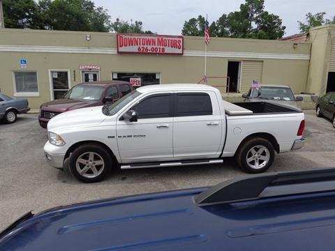 Ram ram pickup for sale in milton fl for Downtown motors milton fl