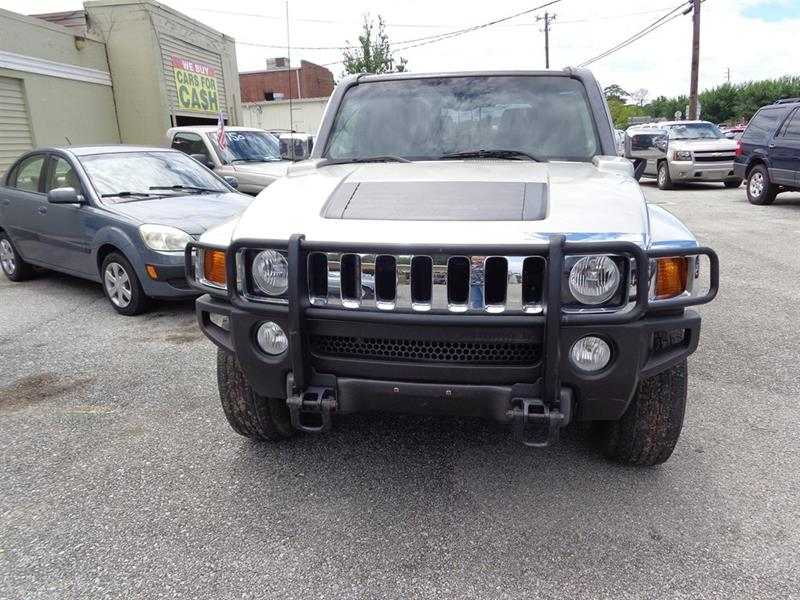 2006 hummer h3 4dr suv 4wd in milton fl downtown motors contact vanachro Image collections