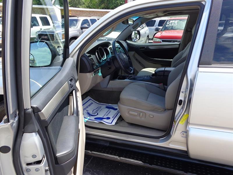 2008 Toyota 4Runner 4x2 SR5 4dr SUV (4.0L V6) - Milton FL