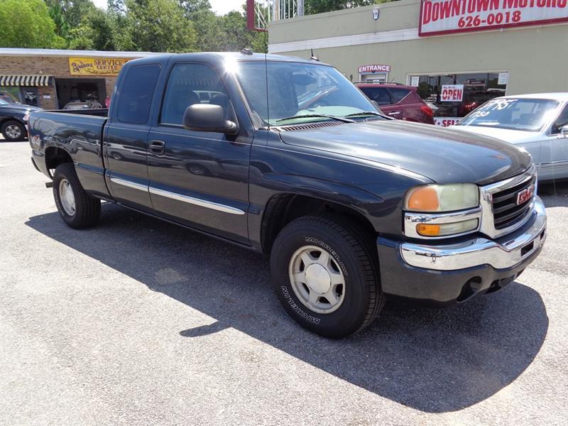 2004 GMC Sierra 1500 Standard - Milton FL