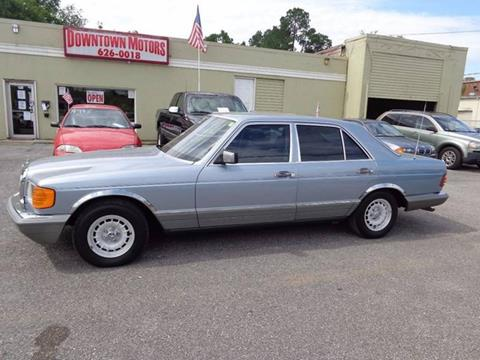 1984 Mercedes-Benz 380-Class for sale in Milton, FL