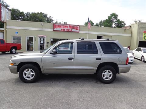 2000 Dodge Durango for sale in Milton, FL