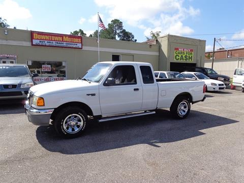 2004 Ford Ranger for sale in Milton, FL