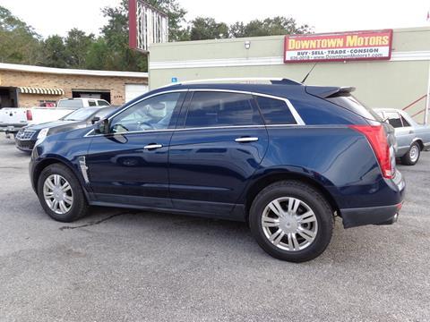 2010 Cadillac SRX for sale in Milton, FL