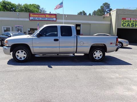 2004 gmc sierra 1500 for sale in milton fl for Downtown motors milton fl