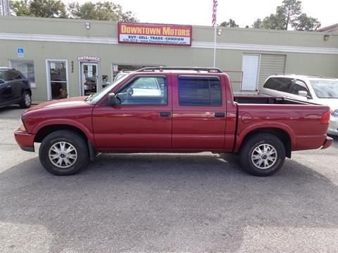 2004 GMC Sonoma for sale in Milton, FL