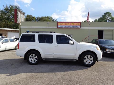 2008 nissan pathfinder for sale - carsforsale®