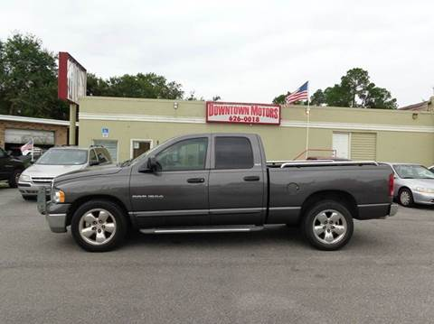 2002 Dodge Ram Pickup 1500 for sale at DERIK HARE in Milton FL