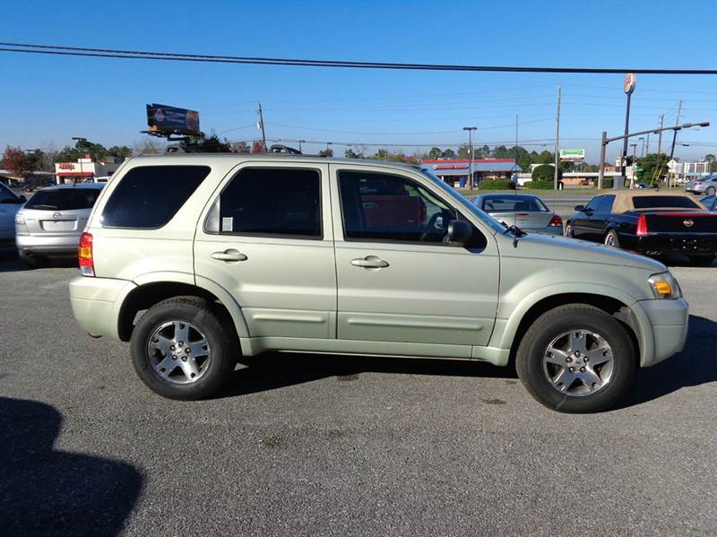 2005 ford escape awd limited 4dr suv in milton fl for Downtown motors milton fl