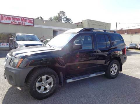 2009 Nissan Xterra for sale at DERIK HARE in Milton FL