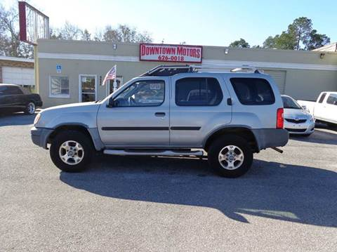 2001 Nissan Xterra for sale at DERIK HARE in Milton FL