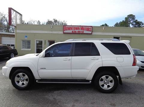 2003 Toyota 4Runner for sale at DERIK HARE in Milton FL