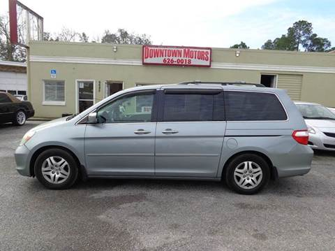 2005 Honda Odyssey for sale at DERIK HARE in Milton FL