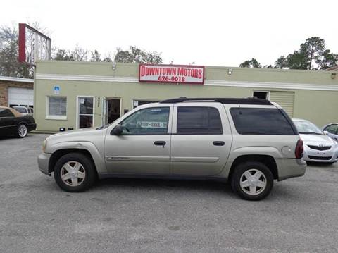 2003 Chevrolet TrailBlazer for sale at DERIK HARE in Milton FL