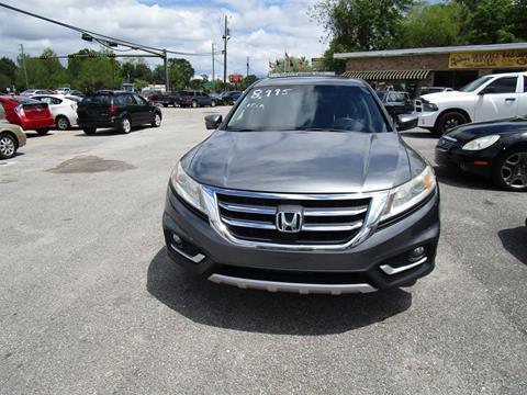 2013 Honda Crosstour for sale in Milton, FL