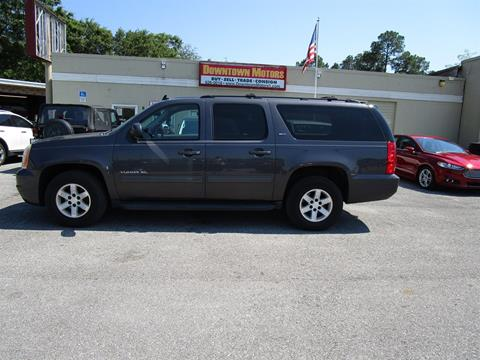2010 GMC Yukon XL for sale in Milton, FL