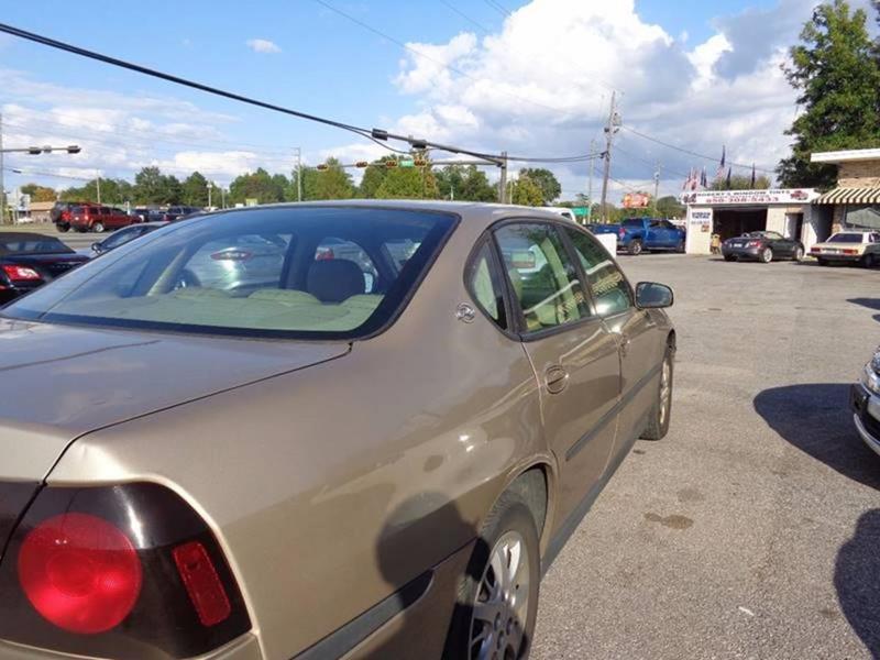 2005 Chevrolet Impala 4dr Sedan - Milton FL