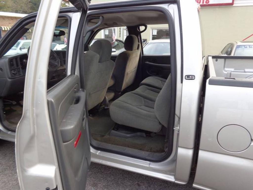 2007 Chevrolet Silverado 1500 Classic LS2 4dr Crew Cab 5.8 ft. SB - Milton FL