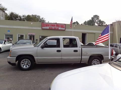Pickup trucks for sale milton fl for Downtown motors milton fl