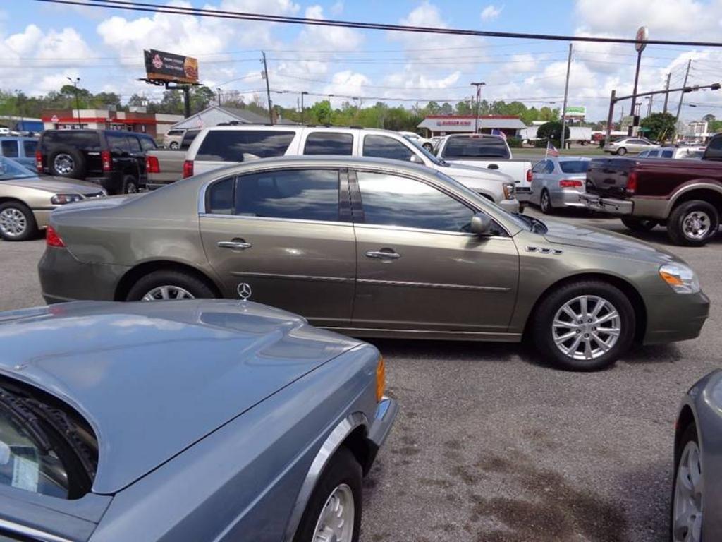 2011 Buick Lucerne CXL 4dr Sedan - Milton FL