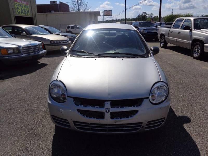 2005 Dodge Neon SXT 4dr Sedan - Milton FL
