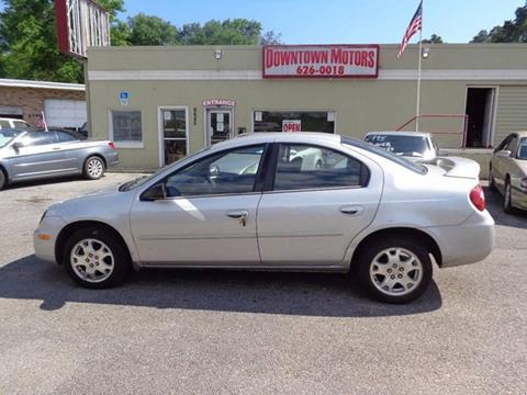 used 2005 dodge neon for sale in florida