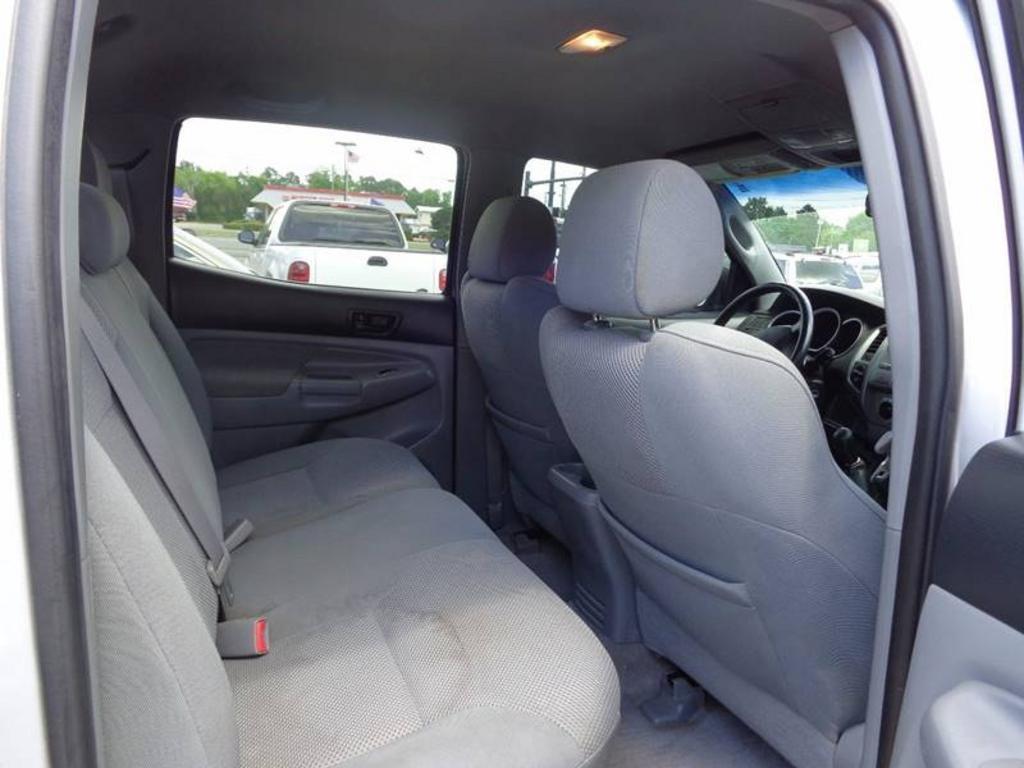 2007 Toyota Tacoma V6 4dr Double Cab 4WD 5.0 ft. SB (4L V6 5A) - Milton FL
