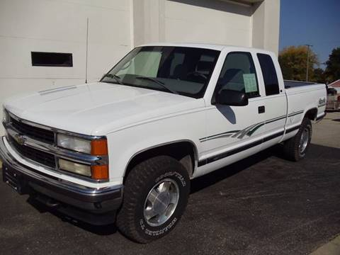 1998 Chevrolet C/K 1500 Series for sale in Bonduel, WI