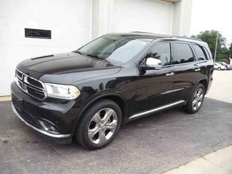 2015 Dodge Durango for sale at Chief Automotive, Inc. in Bonduel WI