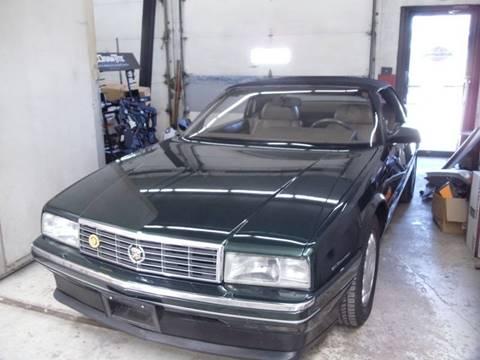 1993 Cadillac Allante for sale in Bonduel, WI